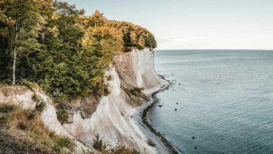 Wanderweg: Insel Rügen Hochuferweg