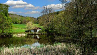 Wanderweg Thüringer Wald - Rennsteig 2. Etappe