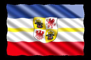 Flagge Mecklenburg Vorpommern