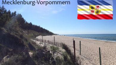 Mecklenburg-Vorpommern Tourismus